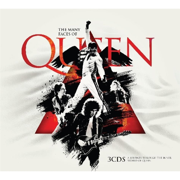 Various - The Many Faces Of Queen CD