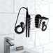 Hair Dryer & Straightener Holder | Pukkr Chrome - Image 2