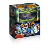 Alien Mission Evolution Game