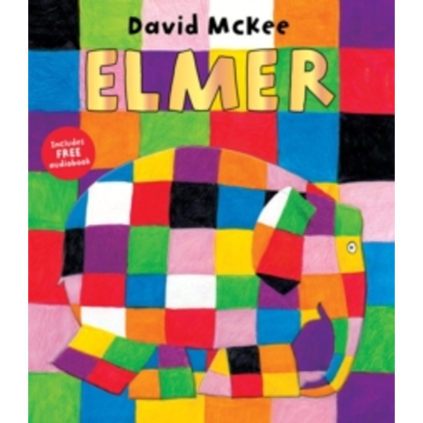 Elmer: Big Book (Elmer Picture Books) Paperback