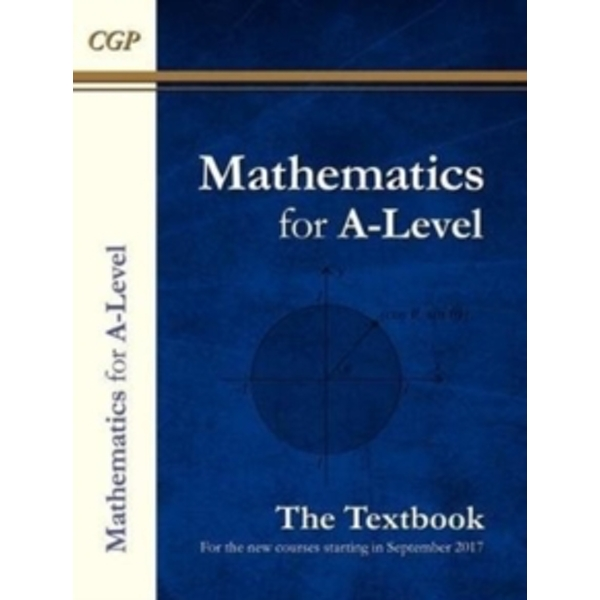 New AS and A-Level Maths Textbook: Year 1 & 2
