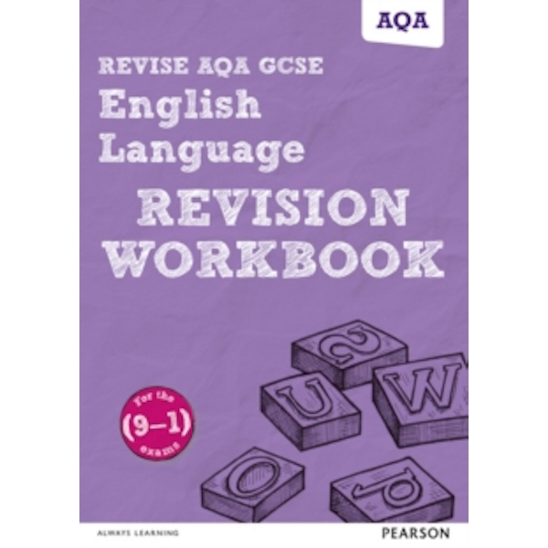 Revise AQA GCSE English Language Revision Workbook : for the 9-1 exams