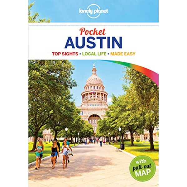 Lonely Planet Pocket Austin  Paperback / softback 2018
