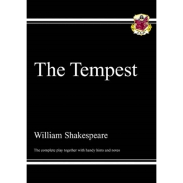 KS3 English Shakespeare the Tempest Complete Play (with Notes): The Complete Play by CGP Books (Paperback, 2006)