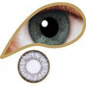 Grey 1 Day Coloured Contact Lenses (MesmerEyez Illusionz)