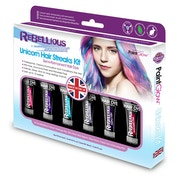 Paintglow Unicorn Hair Dye Boxset
