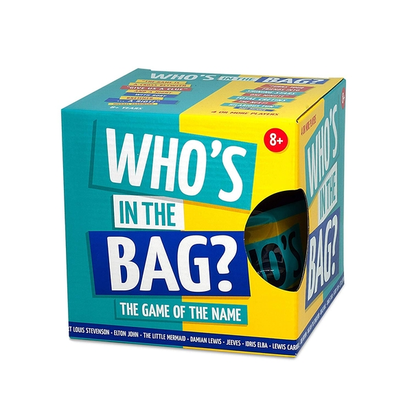 Image of Who's in the Bag? Game
