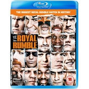 WWE: Royal Rumble 2011 Blu-ray