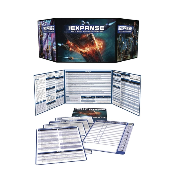 The Expanse RPG Game Master's Kit