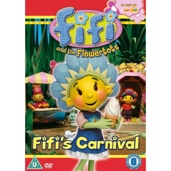 Fifi and the Flowertots - Fifi\'s Carnival DVD