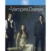 The Vampire Diaries Season 4 Blu-ray & UV Copy