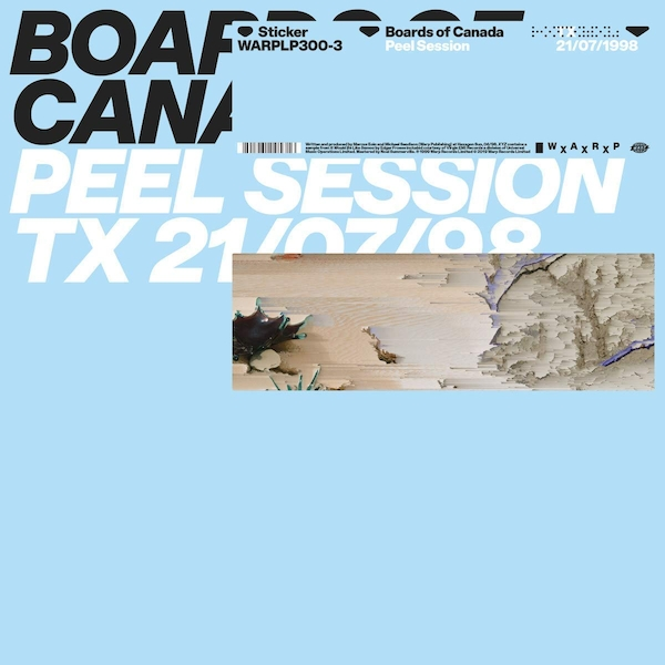 Boards Of Canada - Peel Session Vinyl