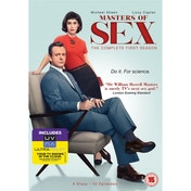 Masters of Sex Season 1 DVD & UV Copy