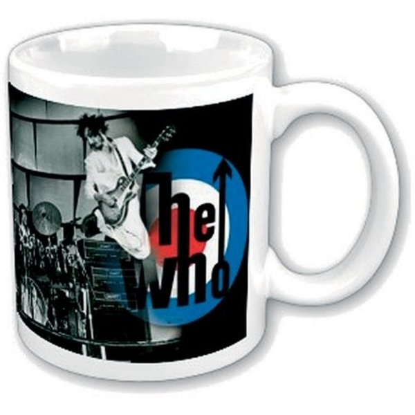 The Who - On Stage Boxed Standard Mug
