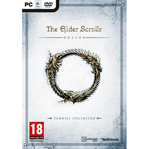 The Elder Scrolls Online Tamriel Unlimited PC Game