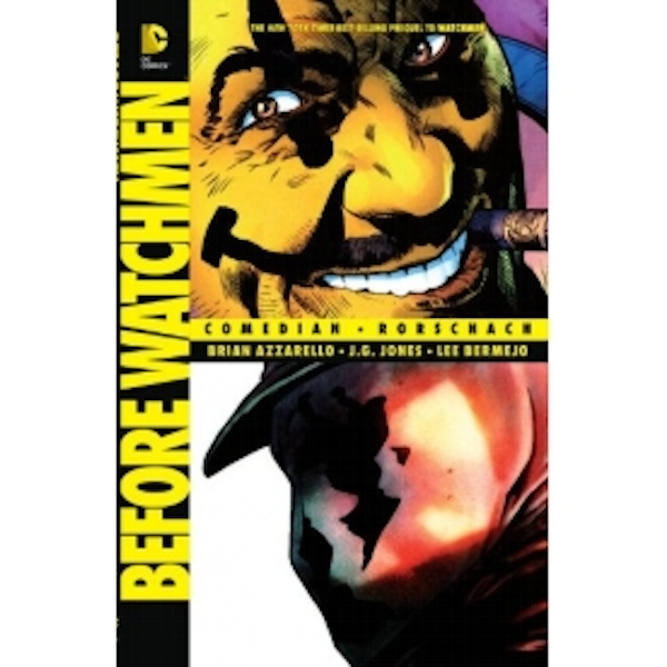 Before Watchmen: Comedian / Rorschach TP by Brian Azzarello (Paperback, 2014)