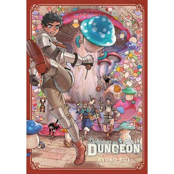 Delicious in Dungeon, Vol. 8