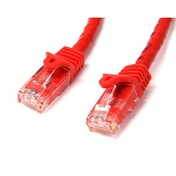 StarTech 5m Cat6 Snagless UTP Gigabit Network Patch Cable (Red)