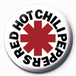 Red Hot Chili Peppers - Logo Badge - Image 2