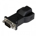StarTech 1 Port USB to RS232 DB9 Serial Adapter with Detachable 6ft USB A to B Cable