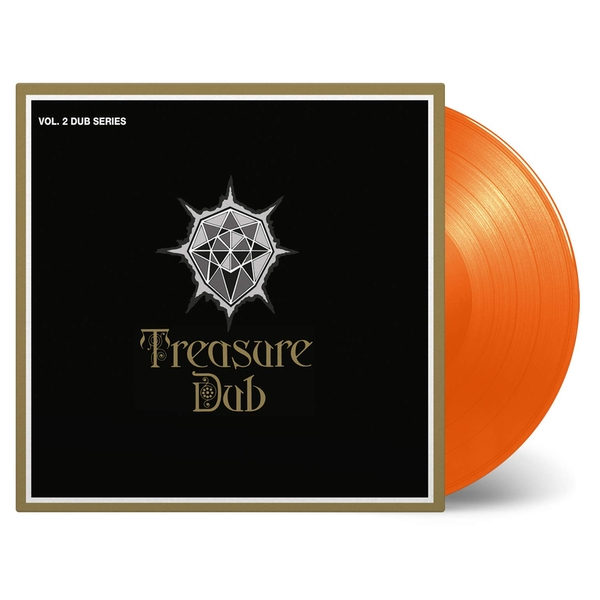 Various Artists - Treasure Dub Vol. 2 Orange  Vinyl