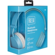 Kit Fresh Metro Wireless Bluetooth Headphone - Blue/Grey