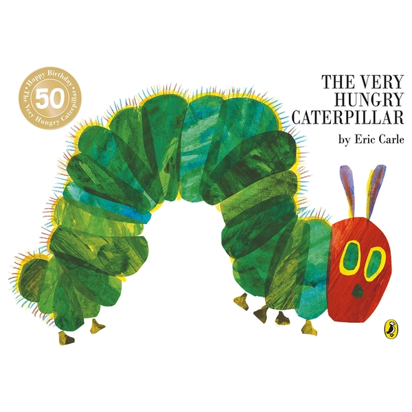 The Very Hungry Caterpillar (Paperback, 2002)