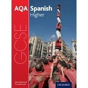 AQA GCSE Spanish: Higher Student Book by John Halksworth (Paperback, 2016)