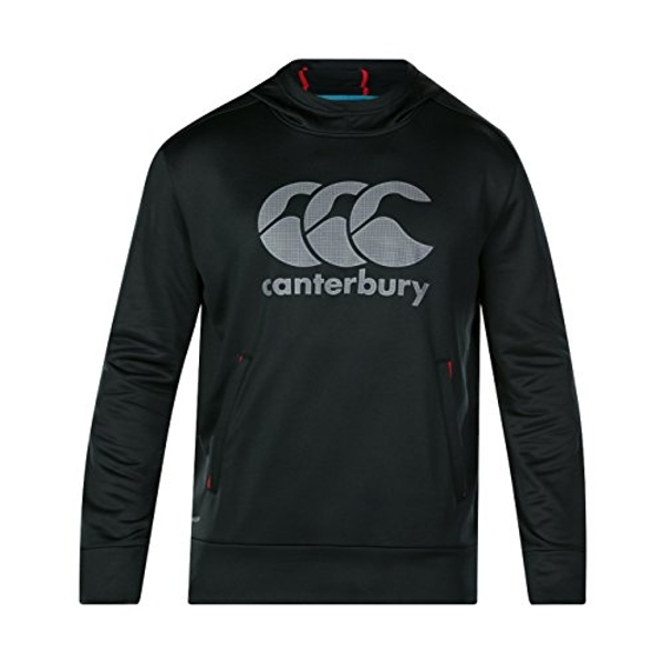 Canterbury Men's Vapodri Training Hoody, Black, M