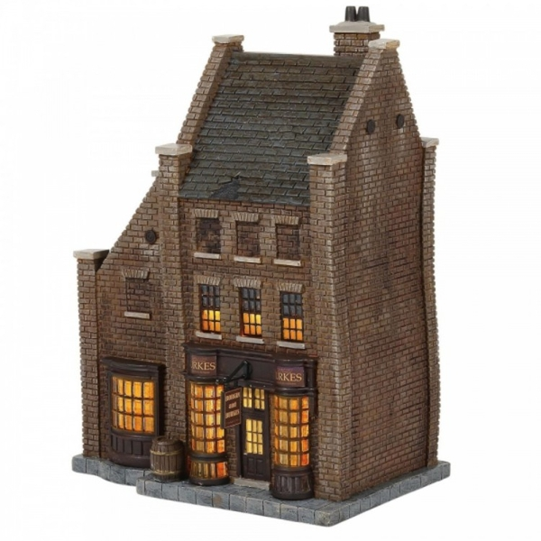 Borgin and Burkes Shop (Harry Potter) Figure (UK Plug)