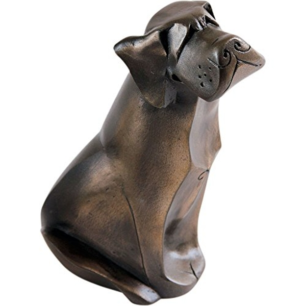 Arora Gallery Collection 8217 Labrador Dog Figurine, Multicolour, One Size