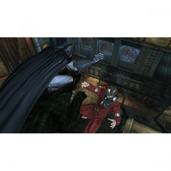(Pre-Owned) Batman Arkham Asylum Game Of The Year Edition (GOTY) Game (Classics) Xbox 360 - Image 5