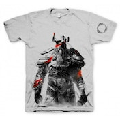 The Elder Scrolls Online Tribesman of the Nords T-Shirt Large Grey