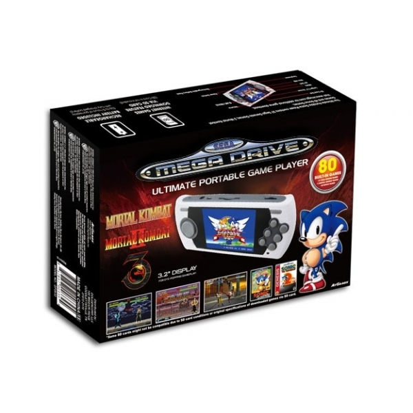 Sega Arcade Ultimate Portable Mortal Kombat Edition