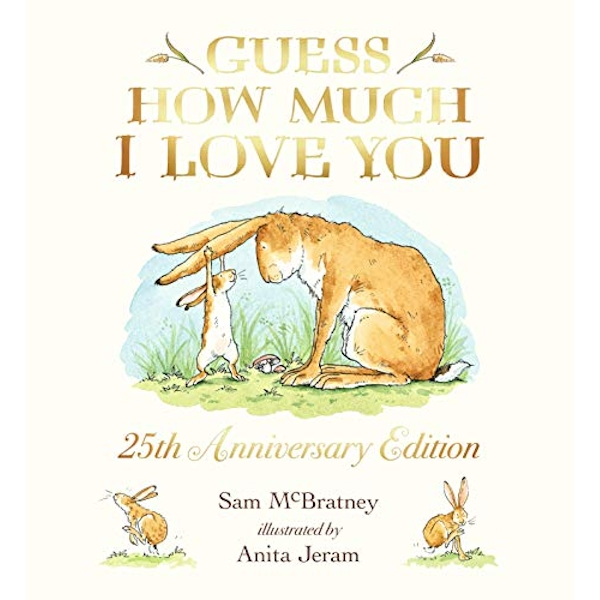Guess How Much I Love You  Paperback / softback 2020