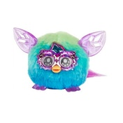 Furby Furblings Crystal Series Green and Blue