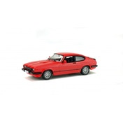 1981 Ford Capri 2.8L - Red 1:43 Solido Model Kit