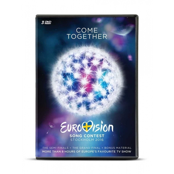Eurovision Song Contest Stockholm 2016 DVD
