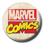 Marvel Retro - Logo Badge