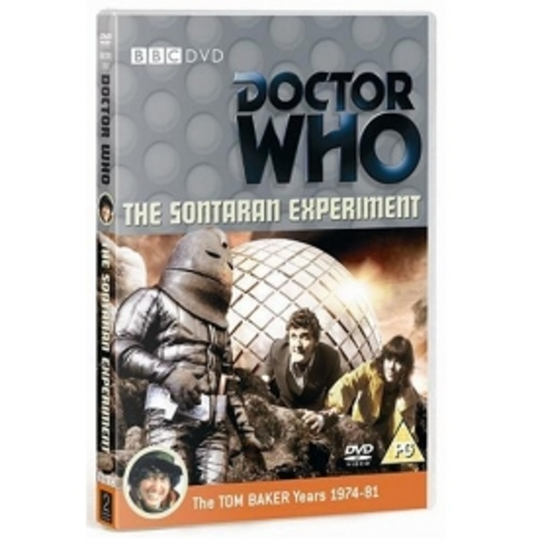 Doctor Who: The Sontaran Experiment (1975) DVD