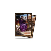 Magic the Gathering: Amonkhet - Liliana, Death's Majesty 80 Ultra Pro Sleeves (6 Packs)