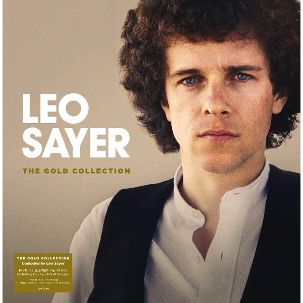 Leo Sayer - The Gold Collection Vinyl