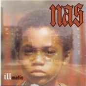Nas Illmatic CD