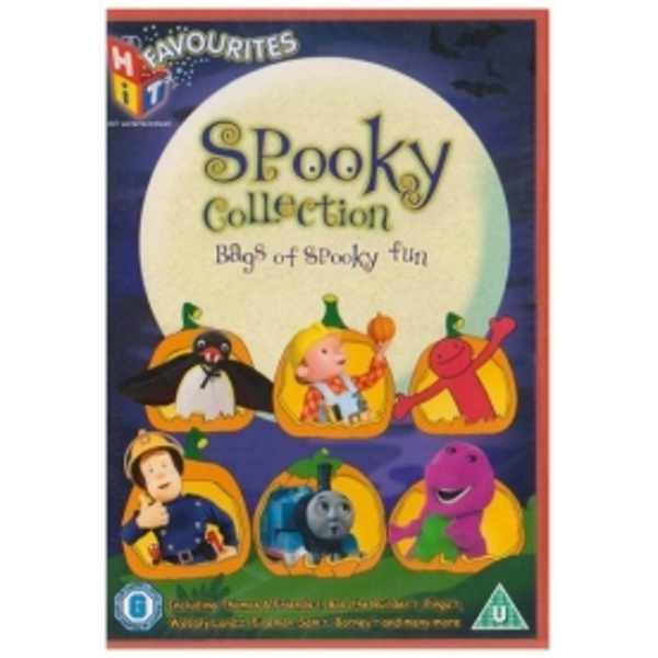 Hit Favourites The Spooky Collection DVD