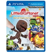 Little Big Planet Marvel Super Hero Edition PS Vita Game