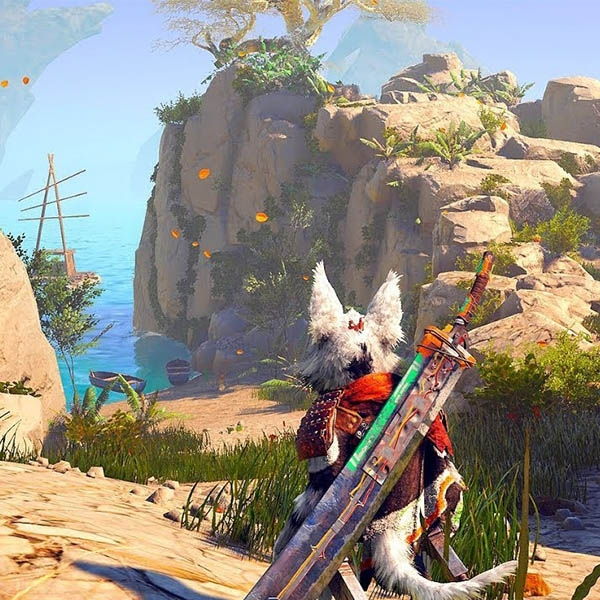 Biomutant Xbox One Game - Image 2