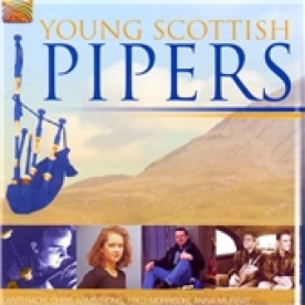 Young Scottish Pipers CD
