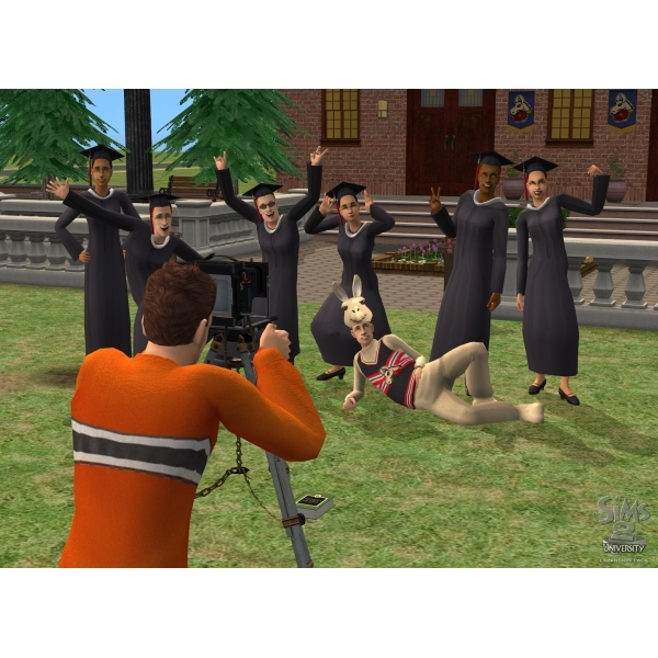 The Sims 2 University Game PC - Image 3