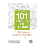 101 Rules of Thumb for Sustainable Buildings and Cities by Huw Heywood (Paperback, 2015)