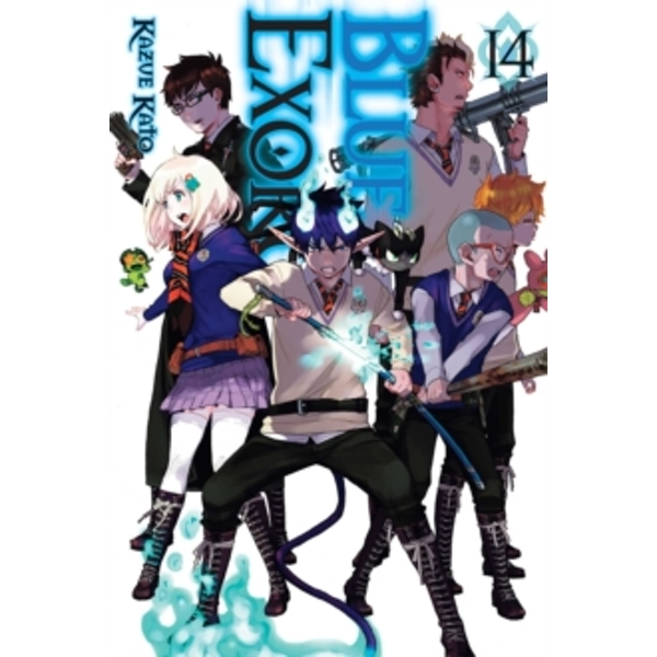 Blue Exorcist, Vol. 14 by Kazue Kato (Paperback, 2016)